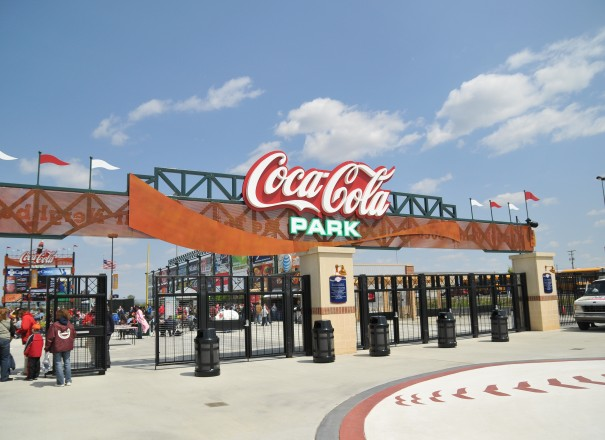 Lehigh Valley Iron Pigs CocaCola Park