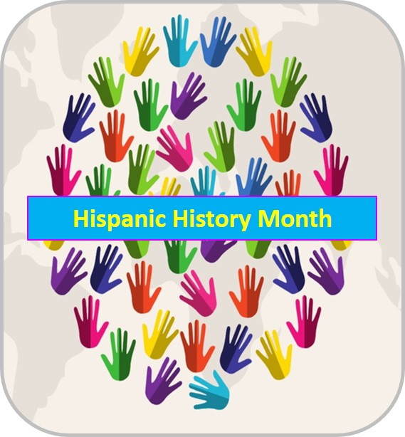 Click to go to the Hispanic Heritage Month event page.