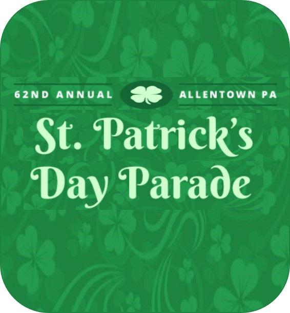 Click here to go to the Allentown St. Patrick's Day Parade website.