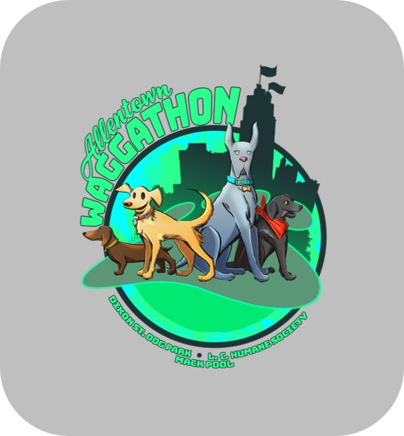 Click to go to the Allentown Waggathon page.